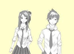 Man-Woman girl-Boy