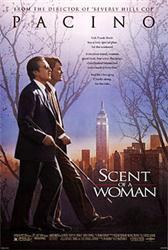 بوی خوش زن(Scent of a Woman) فیلمی درام به کارگردانیمارتن برست