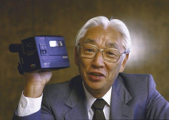 بیوگرافی آکیو موریتا – موسس شرکت سونی