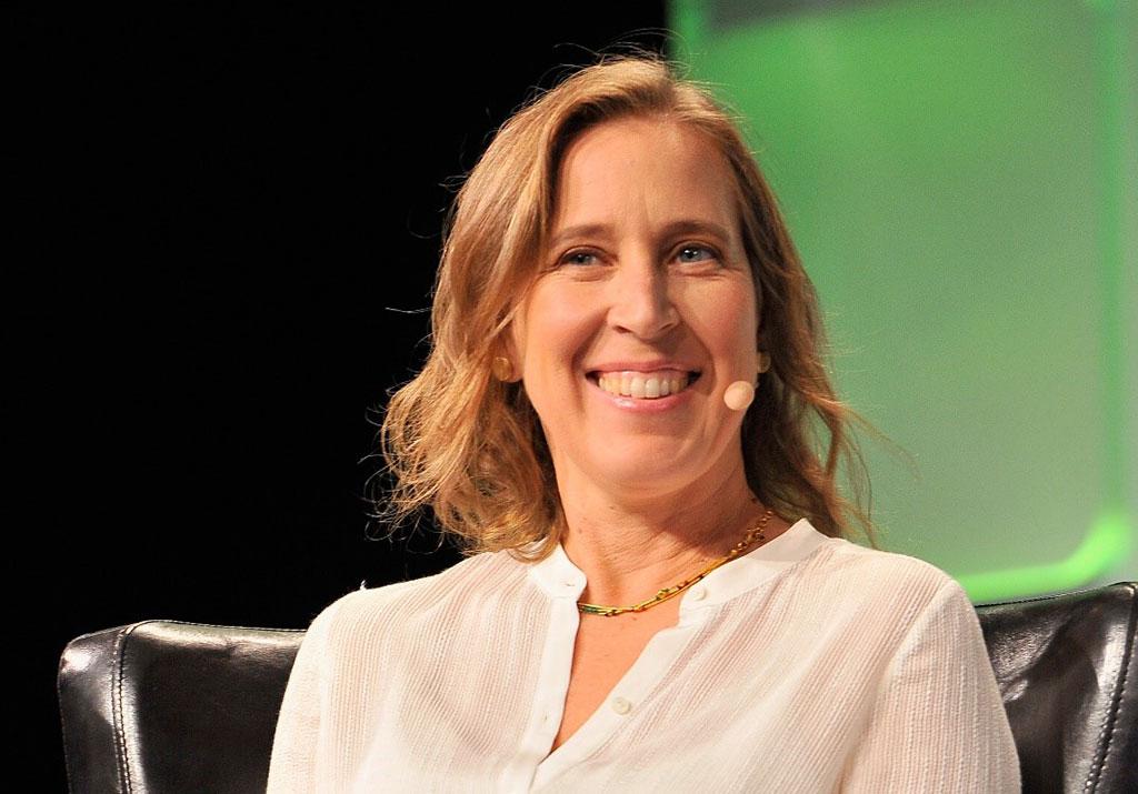 سوزان ووجیتسکی کارآفرین و مدیرعامل شرکت یوتیوب