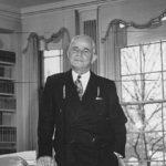 چارلز مریل بنیانگذار مریل لاینچ بزرگترین شرکت کارگزاری
