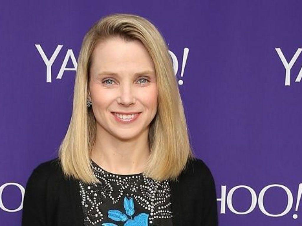 مریسا مایر مدیر فناوری اطلاعات و کارآفرین آمریکایی