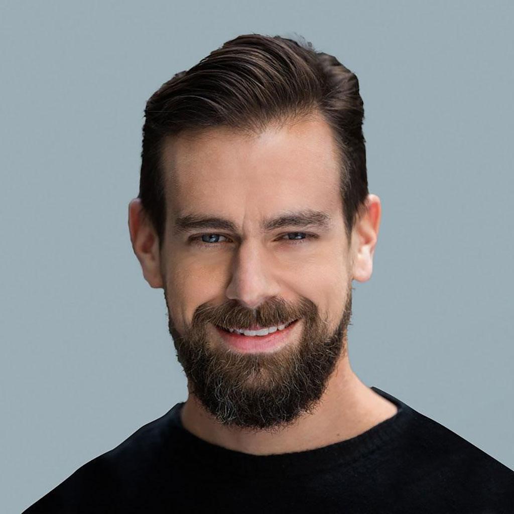 جک دورسی بنیانگذار توییتر و برنامه اسکوئر