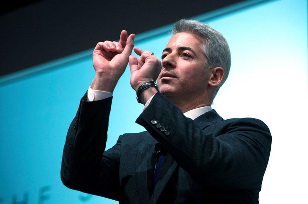 بیل آکمن کارآفرین و مدیر صندوق سرمایه گذاری Pershing Square