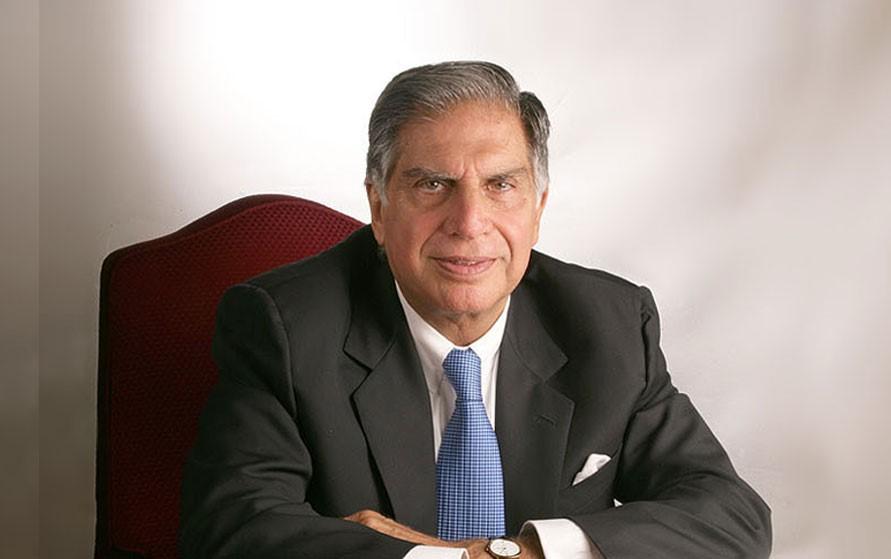 راتان تاتا کارآفرین و مدیر گروه تاتا