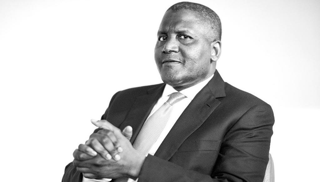 الیکو دانگوت کارآفرین و از ثروتمندترین مردان قاره آفریقا
