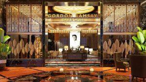 رستوران گوردون رمزی
